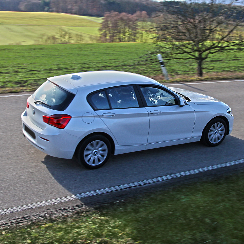 CPA Connective System för BMW 118d