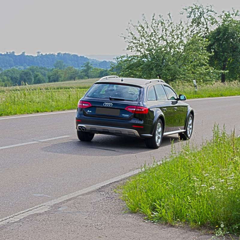 Test av - The Audi A4 2.0 TDI (140kW)