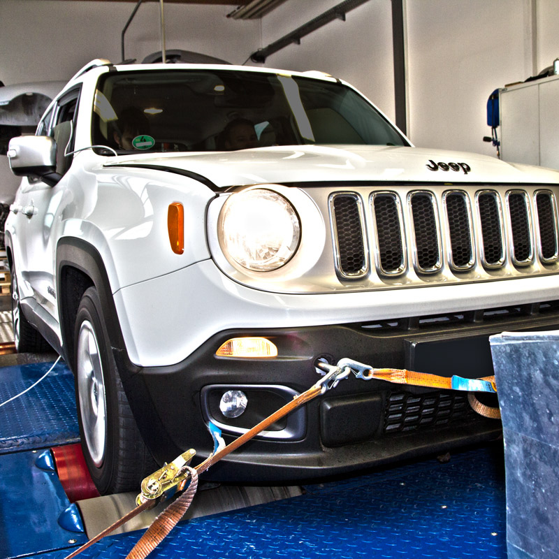 Jeep: Chiptuning at the Jeep Renegade 1.4L FIRE Läs mer